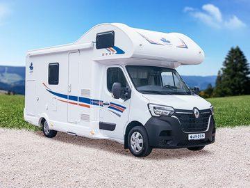 Wohnmobil Ahorn Eco 660 mieten